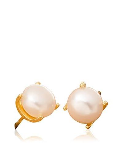 Ana Pearls Orecchini  Bianco