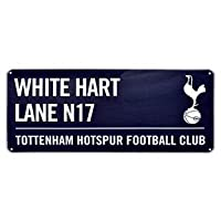 Tottenham Hotspur Blue Coloured Street Sign by Tottenham Hotspur FC