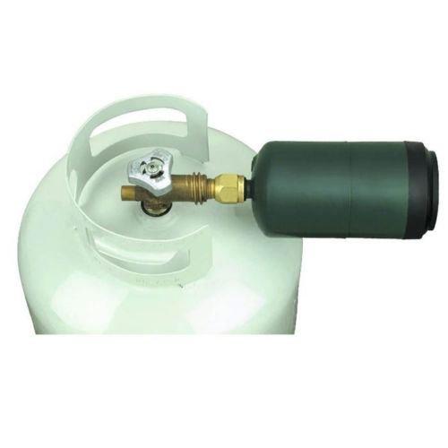 New Good Propane Refill Adapter Lp Gas 1 Lb Cylinder Tank Coupler Heater Bottles