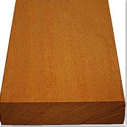Wood Decking Exotic Garapa / Dimension: 5/4