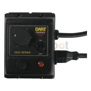 Dart Controls 55ac10 21 Adjustable Speed Ac Motor Control