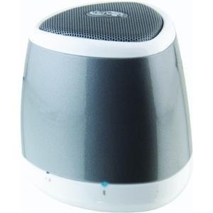 Ilive Isb23S Blue Portable Bluetooth Speaker (Silver)