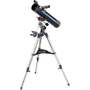 Celestron Astromaster 76Eq 180X76 Telescope - 180X 76 Mm