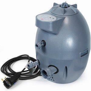 bestway lay z spa 2650w pump heater 2009 model amazon. Black Bedroom Furniture Sets. Home Design Ideas