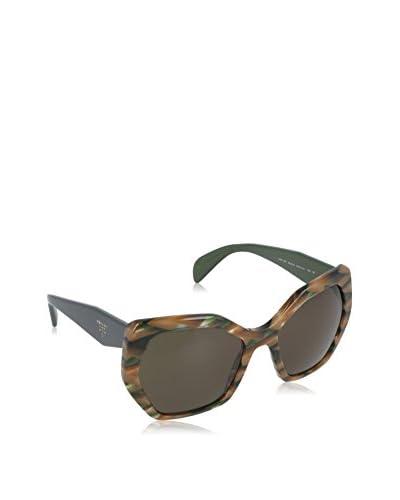 Prada Sonnenbrille MOD. 16RS _VAO4J1 (56 mm) grün/braun