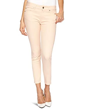 Eleven Paris Daisy Cropped Women's Jeans Shell Large