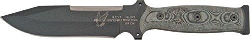 Tops Knives Screaming Eagle Hunter Fixed Blade Knife Tp6010