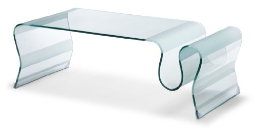 Discovery Coffee Table - Tempered Glass