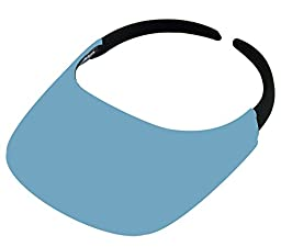 The No Headache Visor, Turquoise