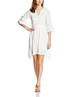 Cortefiel Vestido (Blanco)