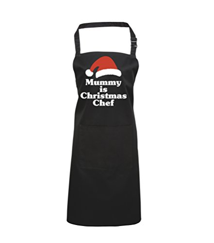 Edward Sinclair Mummy Is Christmas Chef Apron - Various Colours Available
