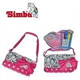 Simba 106371186 - Color Me Mine Pink Bow Bag