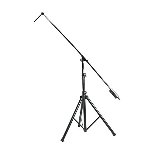 On Stage SB9600 Tripod Studio Boom Microphone Stand (2 Inch Disk Washer compare prices)