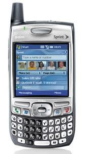 Palm Treo 700wx very Good Windows Mobile PDA Cell Phone for Verizon Wireless with No Contract