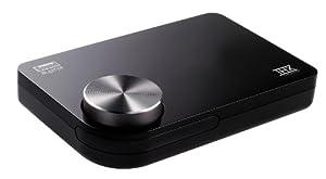 Creative Sound Blaster X-FI Surround 5.1 Pro externe Soundkarte mit THX