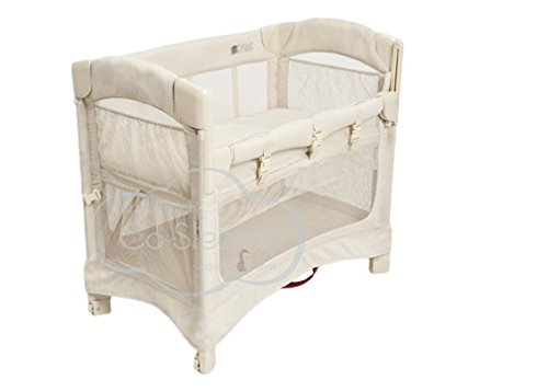 arms-reach-concepts-mini-ezee-2-in-1-bedside-bassinet-natural