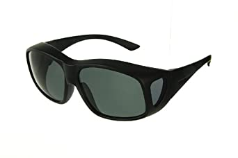 ea3fc640196f LensCovers Wear Over Sunglasses for Men and Women Large Size, Polarized!