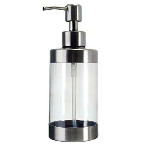 king-do-way-bottiglia-di-sapone-in-acciaio-inossidabile-dispenser-disinfettante-per-le-mani-argento-