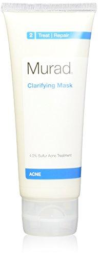 Murad Acne Clarifying Mask, 2: Treat/Repair, 2.65 oz (75 g)