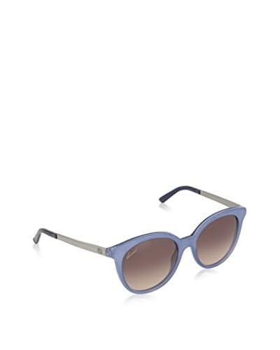 Gucci Gafas de Sol Gg3674/ SEd5Sl (53 mm) Azul