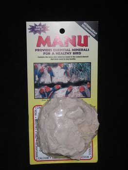 Avian Specialties Manu Natural Essential Mineral