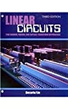 img - for Linear Circuits: Time Domain, Phasor, and Laplace Transform Approaches book / textbook / text book