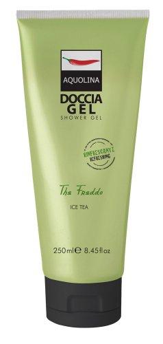 Aquolina doccia gel the freddo di Aquolina, Bagnoschiuma Donna - Flacone 250 ml.