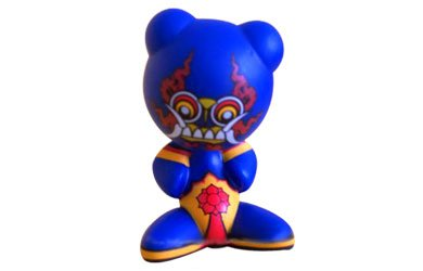 Buy Low Price Radica Games Funkeys Hidden Realm – KALI/SINGE – Blue Figure (B001O7WN76)