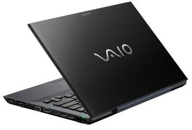 Sony - VAIO VPC-SB11FX/B (Black) - i5-2410M 2.30GHz- 4GB RAM - 500GB HDD - DVDRW - AMD Radeon HD 6470M 512MB Video - 13.3-inch
