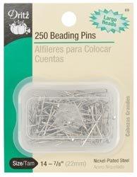 Bulk Buy: Dritz Beading Pins Size 14 7/8