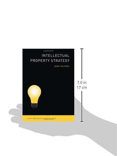 Intellectual Property Strategy (Essential Knowledge)