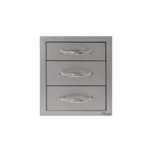 Alfresco Triple Storage Drawers Ab3Dr