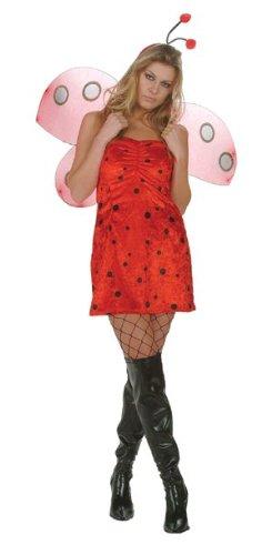 Sexy Ladybug w/ Wing Costume