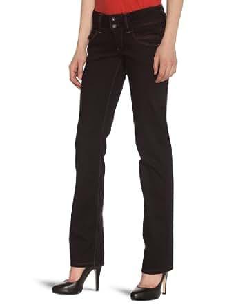 Pepe Jeans - Venus - Jean - Coupe Ajustée - Black Wash - Femme - Denim - W26/L32