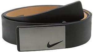 Nike Golf Men's Sleek Modern Plaque, Black, 34