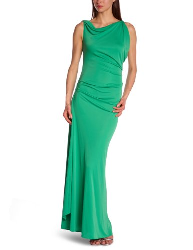 BCBG MAX AZRIA - Vestito, donna, Verde (Vert (Kelly Green)), 38 IT (S)