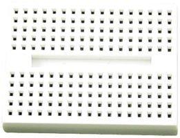 Adafruit Industries 65 Tiny Breadboard, Prototype Electronics Projects (10 Pieces)