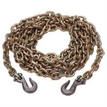 Kinedyne Corporation 3/8 X 20' Grade 70 Chain With Grab Hooks 3/8 X 20' Grade 70 Chain With Grab Hooks