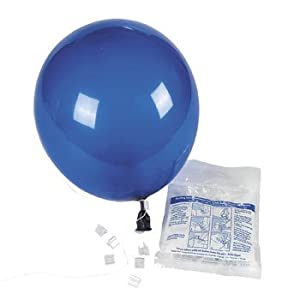 Quickie Balloon Clips (100 Pieces) - Bulk from Fun Express