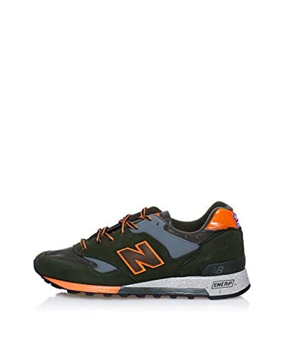 New Balance Zapatillas M577Moo D Verde / Naranja