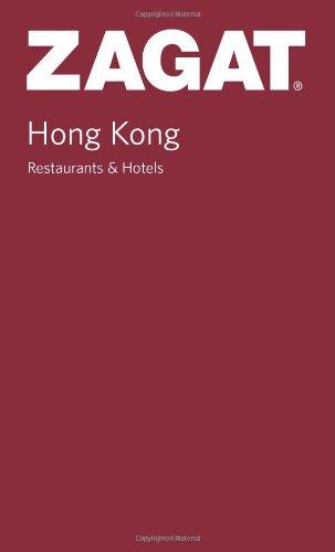 Zagat Hong Kong Restaurants: Pocket Guide (Zagat) (Zagat Survey: Hong Kong Restaurants & Hotels)