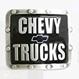 Chevy Trucks 3D Belt Buckle