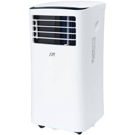 Sunpentown 8000 BTW Portable Air Conditioner Remote control with LED display (Ac Heater Combo Window Unit compare prices)