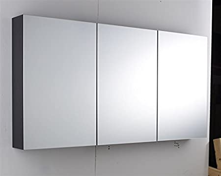 Modern Stylish Hudson Reed Quartet Mirror For Bathroom Cabinet
