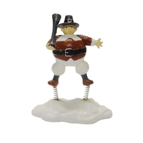 Miracle on 34th Street Decorative Figurine PILGRIM Exclusive Collection