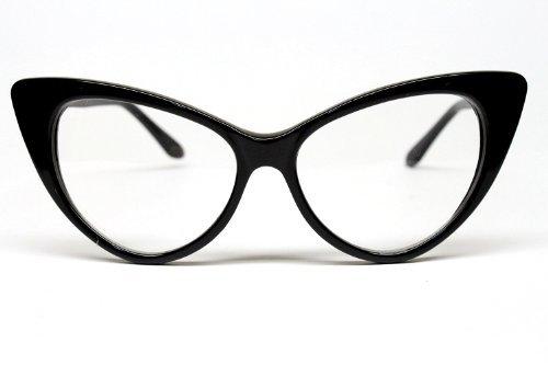 Cat Eye Oversized Glasses Prescription