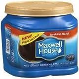 Maxwell House Coffee, Breakfast Blend, 29.3-Ounce