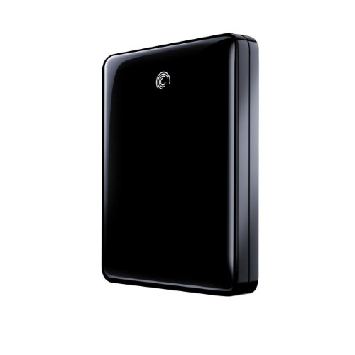Seagate FreeAgent GoFlex 1.5TB USB 2.0/3.0 Portable External Hard drive - Black