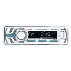 See Boss Audio Boss MR1440U Marine Flipdown, Full Detachable Panel MP3/CD AM/FM Receiver Details
