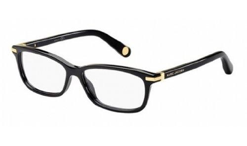 Marc Jacobs Eyeglasses 509 0807 Black 53Mm